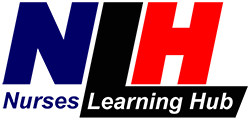 Nurses Learning Hub logo